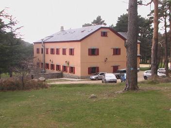 Encuentro de renovación de la comisión de coordinación en el albergue Las Dehesas de Cercedilla