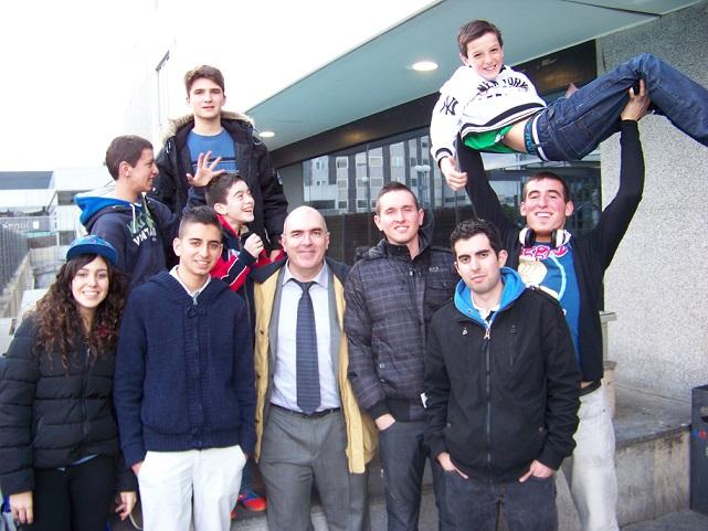 Participación en el III Curso de la Sociedad Española de Medicina de la Adolescencia